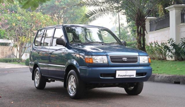 Setelah Disuntik Mati, Mobil Ini Jadi Primadona di Pasar Mobkas (43023)