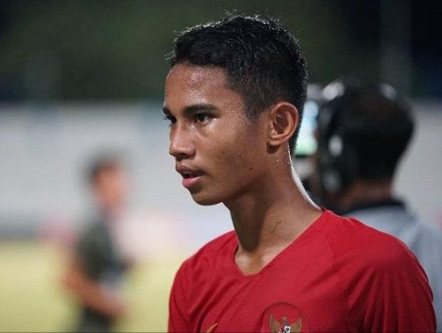 Kembali Merumput, Marselino Ferdinan Bersiap Piala AFC U-16 2020 di Bahrain (1158049)