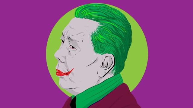Saktinya Si 'Joker' Djoko Tjandra: Diburu Kejagung, Dibantu Jaksa hingga Polisi (130381)