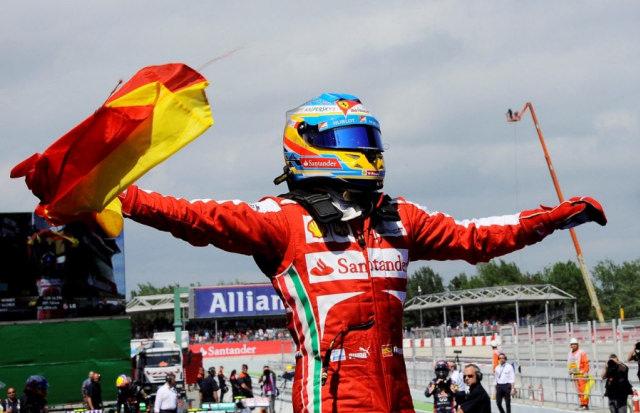 Formula 1: Fernando Alonso Resmi Kembali ke F1 (571915)