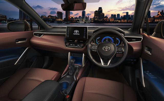 Toyota Corolla Cross Meluncur di Indonesia 6 Agustus 2020 (616614)