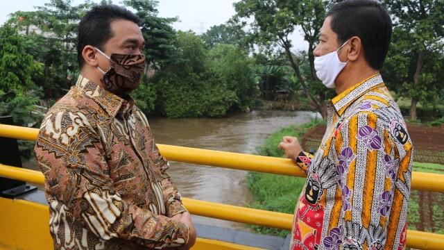 Kata Wagub DKI soal DPRD DKI Diskusi dengan Risma Bahas Solusi Banjir (1013)