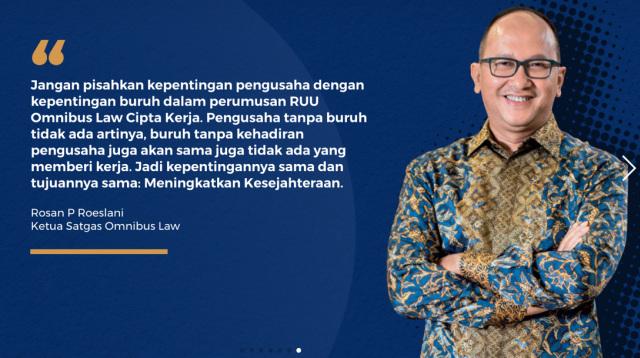Hoax dan Fakta Omnibus Law (53085)