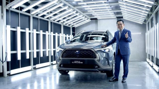 Toyota Corolla Cross Akan Masuk Indonesia, Tahun Ini? (101870)