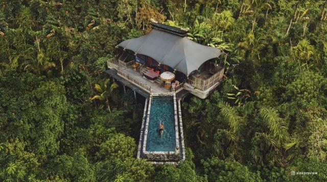 Rekomendasi 5 Hotel Mewah di Bali, Ada yang Letaknya di Dalam Taman Nasional (356369)