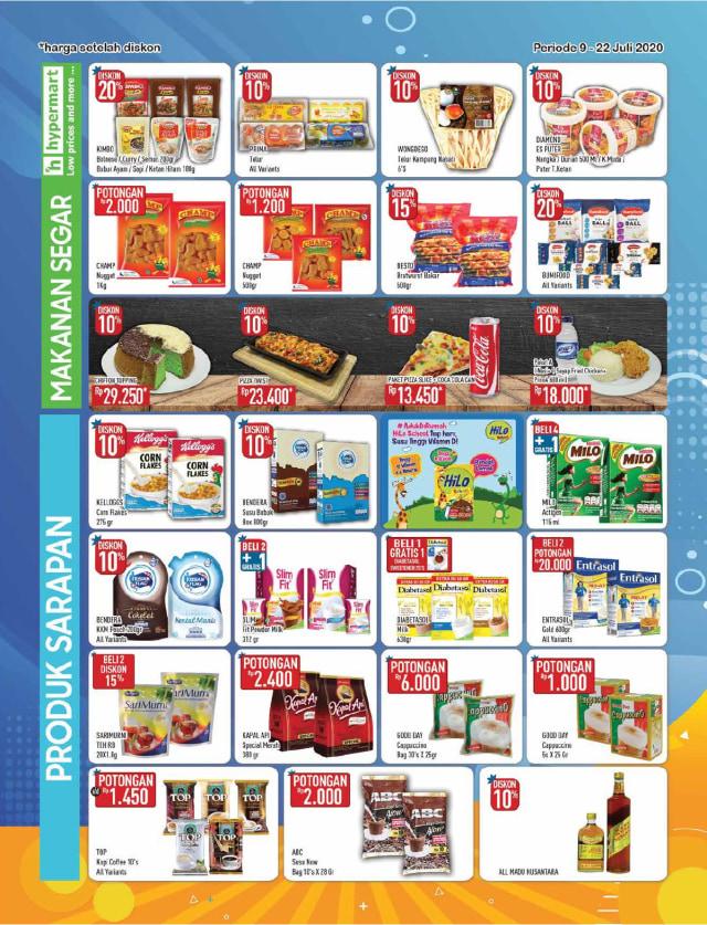 Katalog Promo Hypermart Periode 9-22 Juli 2020 (137498)