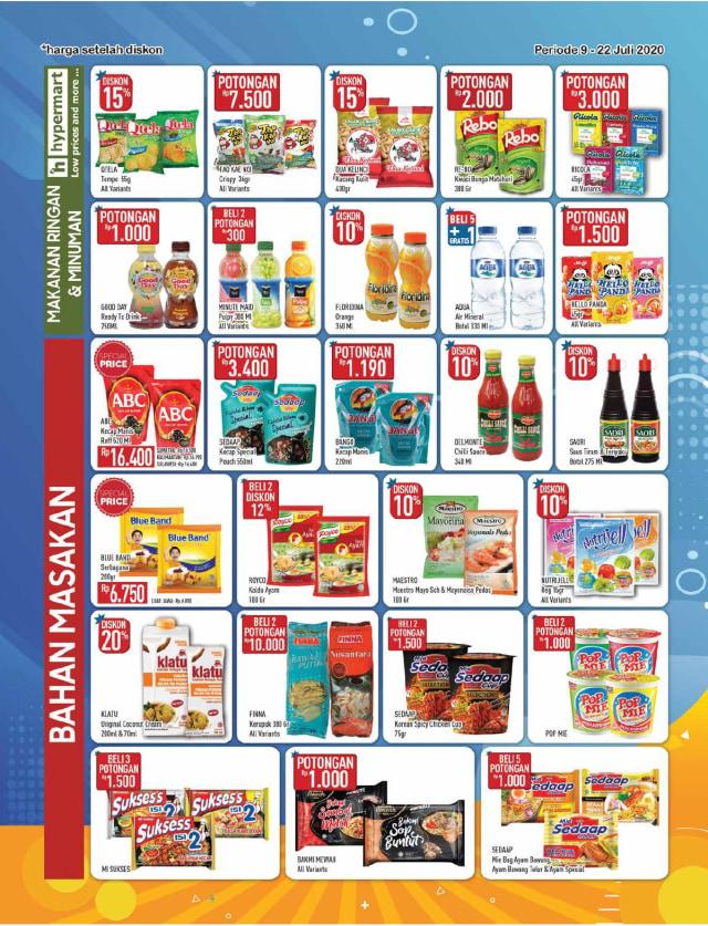 Katalog Promo Hypermart Periode 9-22 Juli 2020 (137499)