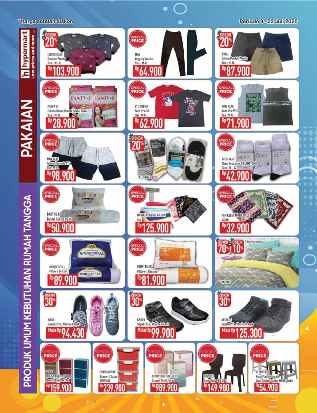 Katalog Promo Hypermart Periode 9-22 Juli 2020 (137503)
