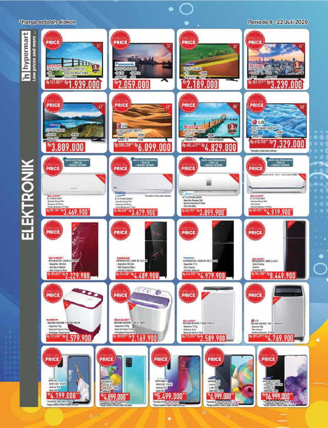 Katalog Promo Hypermart Periode 9-22 Juli 2020 (137505)