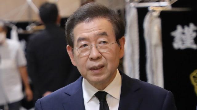 Wali Kota Seoul Dilaporkan Hilang, Polisi Lakukan Pencarian (244445)