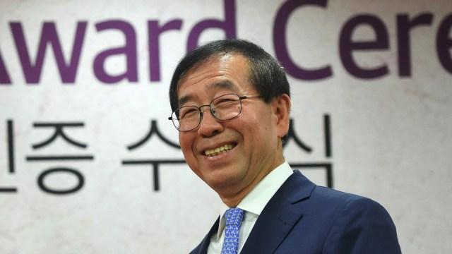 Wali Kota Seoul, Park Won-soon, Ditemukan Tewas  (111080)