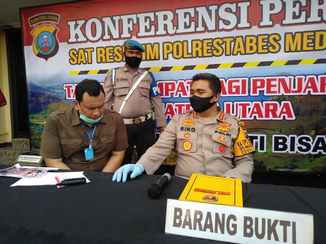 Kata Kapolrestabes Medan soal Dugaan Penganiayaan Saksi Pembunuhan (307940)