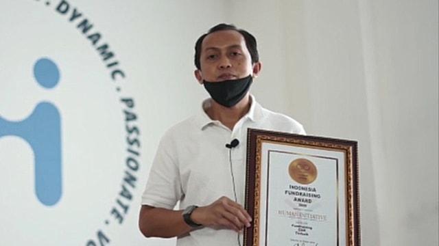 Human Initiative Raih Penghargaan Kategori Fundraising CSR Terbaik (60864)