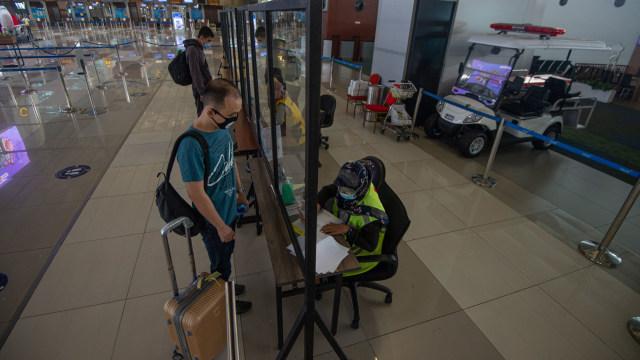 Aturan Baru Terbang di Bandara Soekarno-Hatta dan Halim Selama DKI PSBB Ketat (374803)
