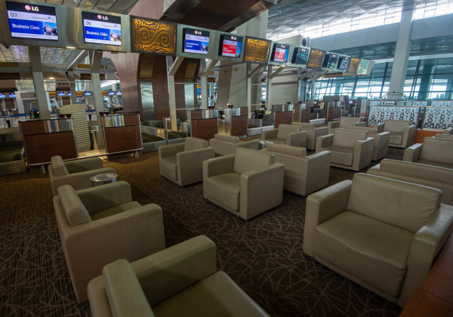 Pengelola Bandara Soetta Rugi Rp 838 Miliar Akibat Corona (263134)