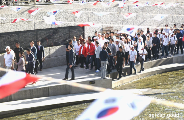 Park Won-soon yang Menginspirasi Jokowi Sulap Ciliwung Seperti Sungai di Seoul (282462)