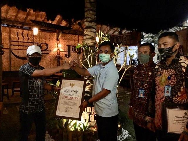 Bapenda Kota Malang Apresiasi Wajib Pajak Baru (131685)