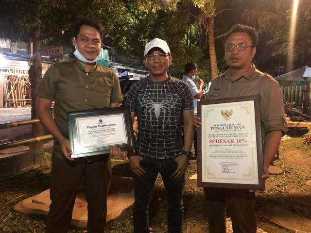 Bapenda Kota Malang Apresiasi Wajib Pajak Baru (131686)