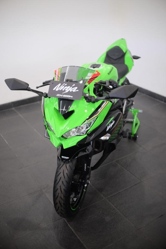 Foto: Lebih Dekat dengan Kawasaki Ninja ZX 25R (50431)