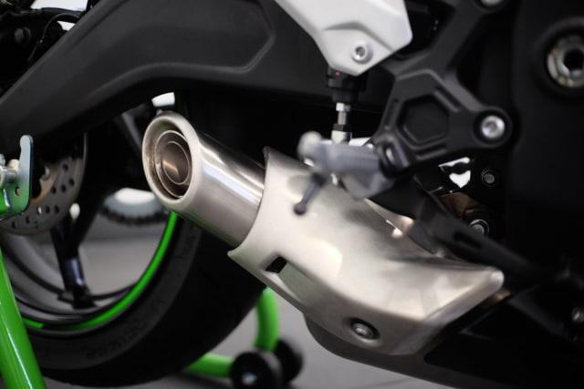 Foto: Lebih Dekat dengan Kawasaki Ninja ZX 25R (50427)