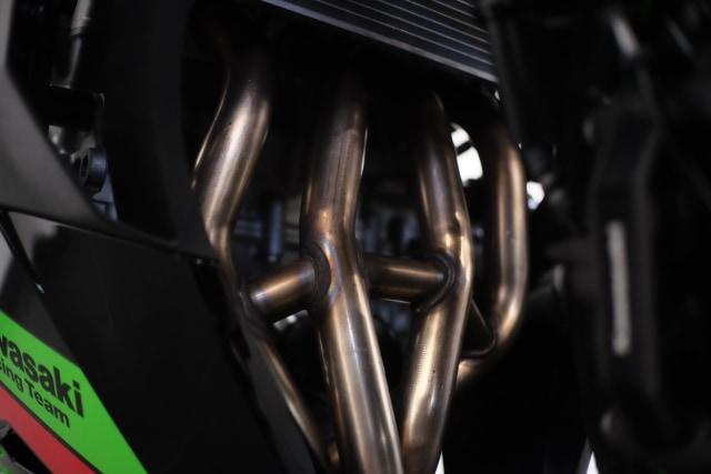 Foto: Lebih Dekat dengan Kawasaki Ninja ZX 25R (50425)