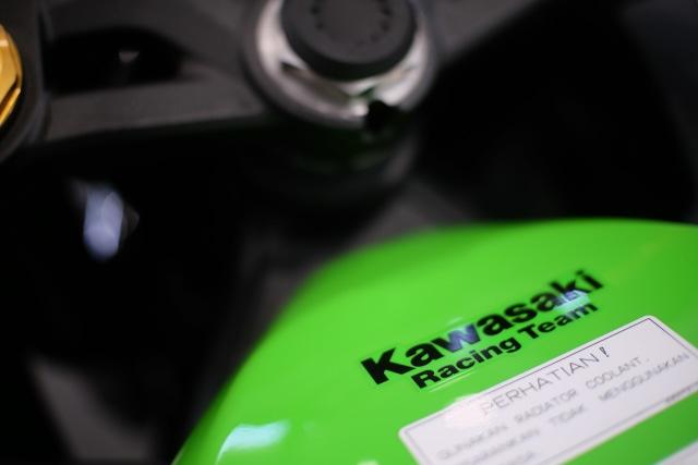 Foto: Lebih Dekat dengan Kawasaki Ninja ZX 25R (50424)