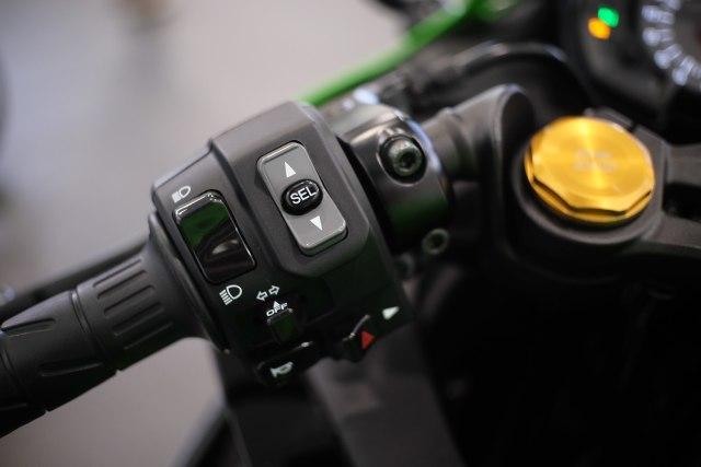 Foto: Kawasaki Ninja ZX-25R, Motor Sport 250 Cc Rasa 'Moge' (211615)