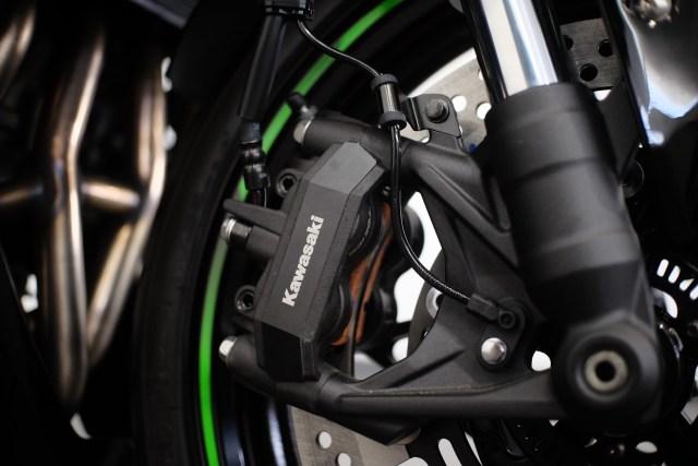 Foto: Lebih Dekat dengan Kawasaki Ninja ZX 25R (50442)