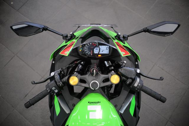 Foto: Lebih Dekat dengan Kawasaki Ninja ZX 25R (50444)