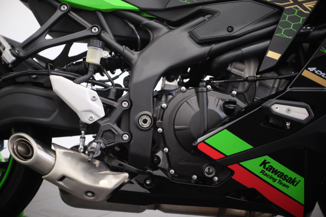 Foto: Lebih Dekat dengan Kawasaki Ninja ZX 25R (50429)