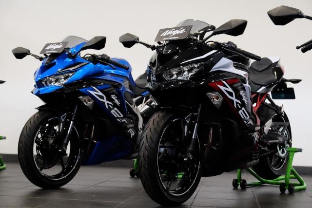 Kawasaki Ninja ZX-25R Laris Manis, Sudah Dipesan 2.400 Unit (336003)