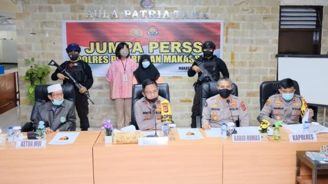 Polisi: Wanita Pembanting Al-Quran di Makassar Alami Kelainan Jiwa (1224052)