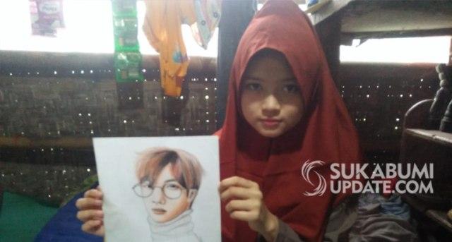 Terungkap! Ini Alasan Gadis Pelukis Tak Mau Tinggal di Jampang Tengah Sukabumi (314562)
