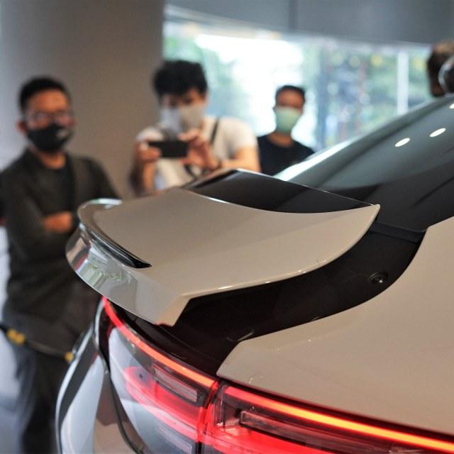 Porsche Cayenne Coupe Meluncur di Indonesia, Harga Mulai Rp 3,4 Miliar (7086)