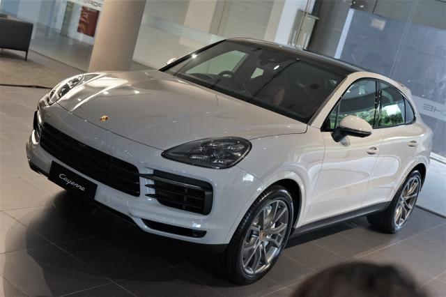 Porsche Cayenne Coupe Meluncur di Indonesia, Harga Mulai Rp 3,4 Miliar (7068)