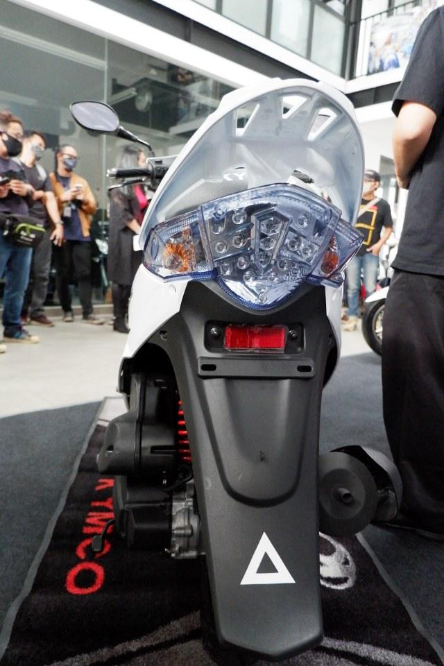 Motor Baru Kymco X-Town 250i dan GP 125, Simak Spesifikasinya (12353)