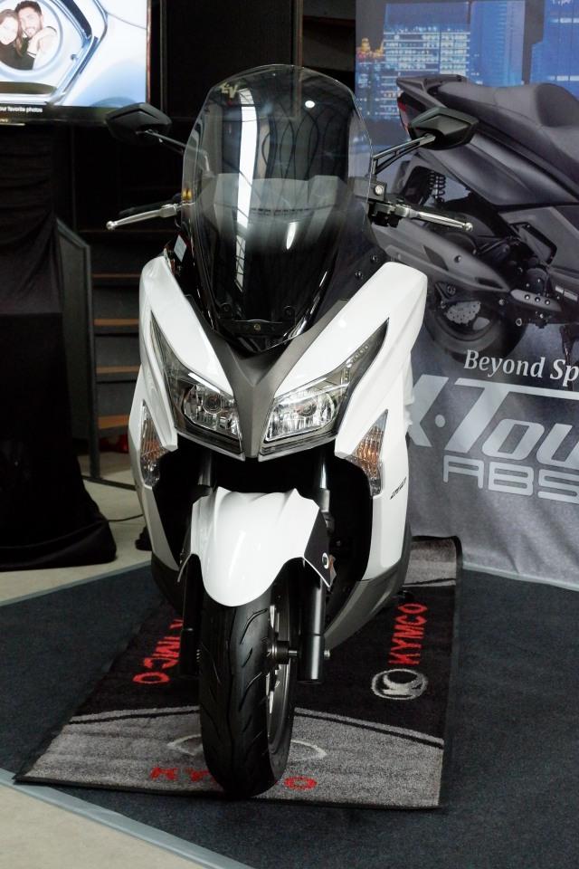 Motor Baru Kymco X-Town 250i dan GP 125, Simak Spesifikasinya (12341)