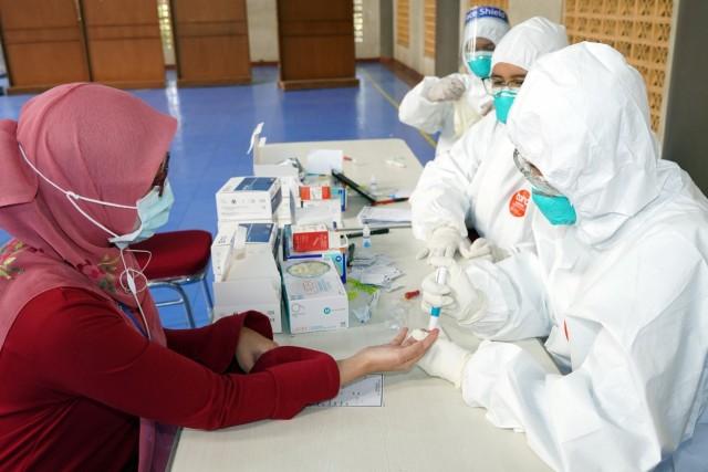 Penggunaan Rapid Test yang Tak Tepat Memperburuk Penanganan Corona di Indonesia (171292)