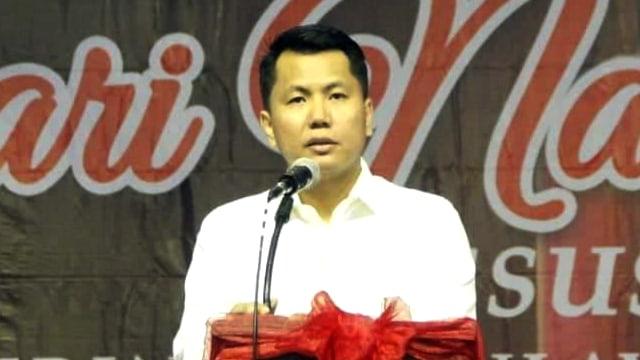 Kader Gerindra Sesalkan Dukungan Partai ke Olly Dondokambey Tanpa Koordinasi (745639)