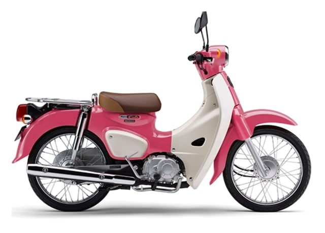 Tenki no Ko Version akan dijual dalam jumlah terbatas.  Scooter tersebut akan di jual dalam dua edisi yaitu seri Super Cub 50 dan Super Cub 100 dengan bentuk dan desain yang sama namun dengan power output yang berbeda