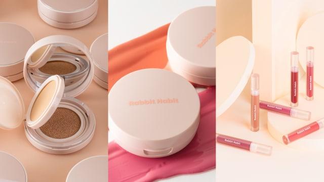 Beauty Review: Rangkaian Terbaru Kosmetik Lokal Rabbit Habit (45042)