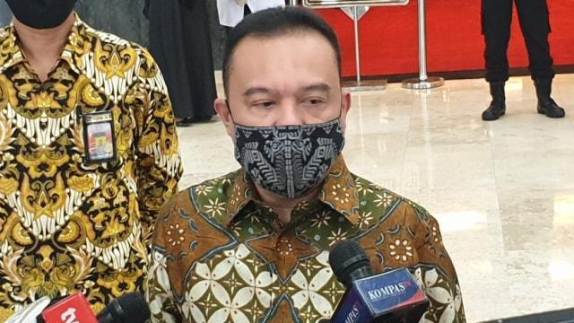 Pimpinan DPR soal Kapolda Metro dan Jabar Dicopot: Rotasi Hal yang Biasa (2100)
