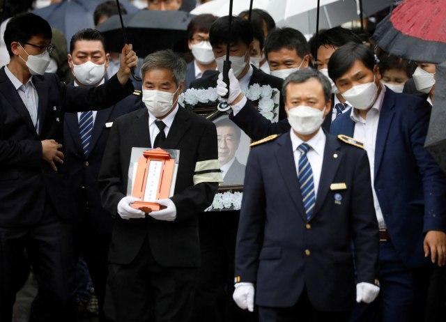 Pemakaman Wali Kota Seoul yang Tersandung Pelecehan Seksual Picu Kontroversi (603834)