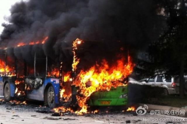 Zhang Yunliang, Pelaku Bunuh Diri Massal dan Tragedi Bus Chengdu (66633)