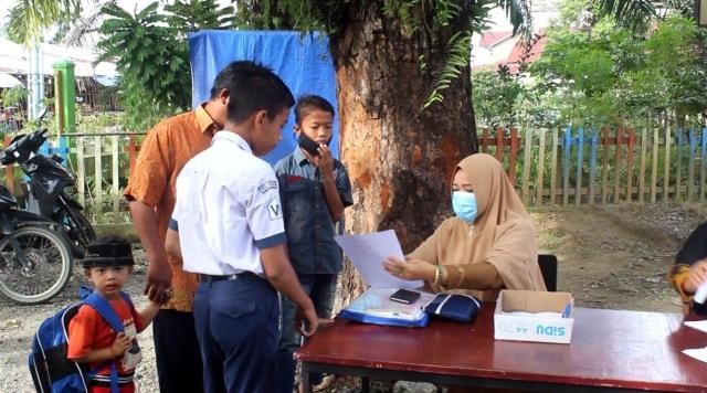 Siswa ke Sekolah Disuruh Pulang di Aceh Barat, Ini Sebabnya  (1216972)