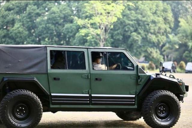 Respons Dirut Pindad soal Anang Bakal Jadi Pemilik Pertama Rantis Maung (272733)