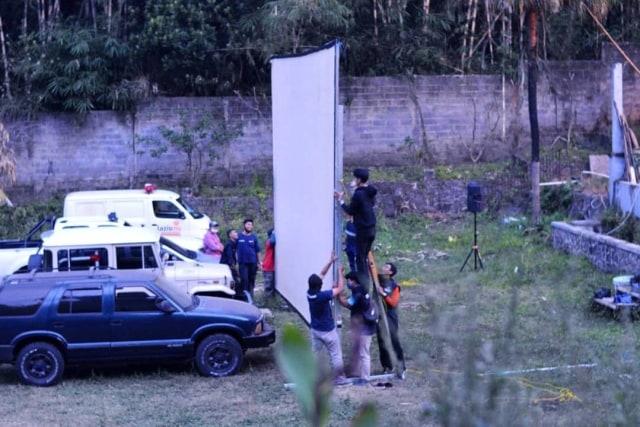 Mahasiswa Relawan Siaga Bencana Gelar Malang Drive in Cinema (137651)