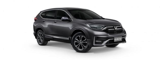 Honda Luncurkan Mobil Baru 18 Februari, CR-V Facelift? (132721)