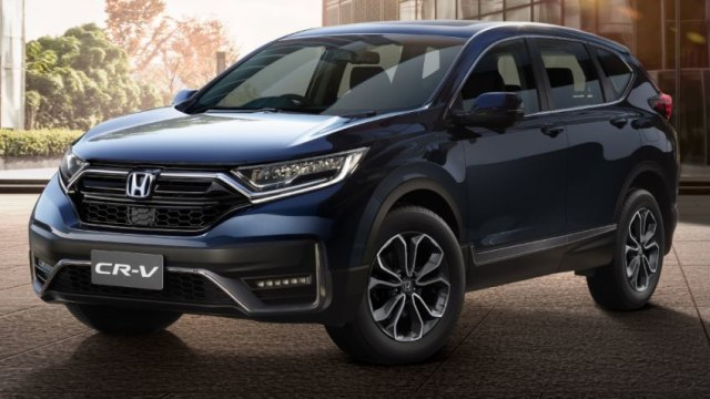 Honda Luncurkan Mobil Baru 18 Februari, CR-V Facelift? (132720)