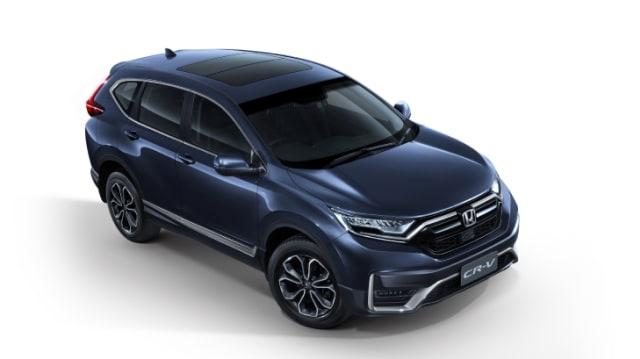 Mesin Diesel CR-V Facelift, Fortuner dan Pajero Sport, Mana Paling Buas? (104249)